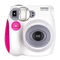 Fuji однажды камера изображения Polaroid FUJIFILM mini7s розовый