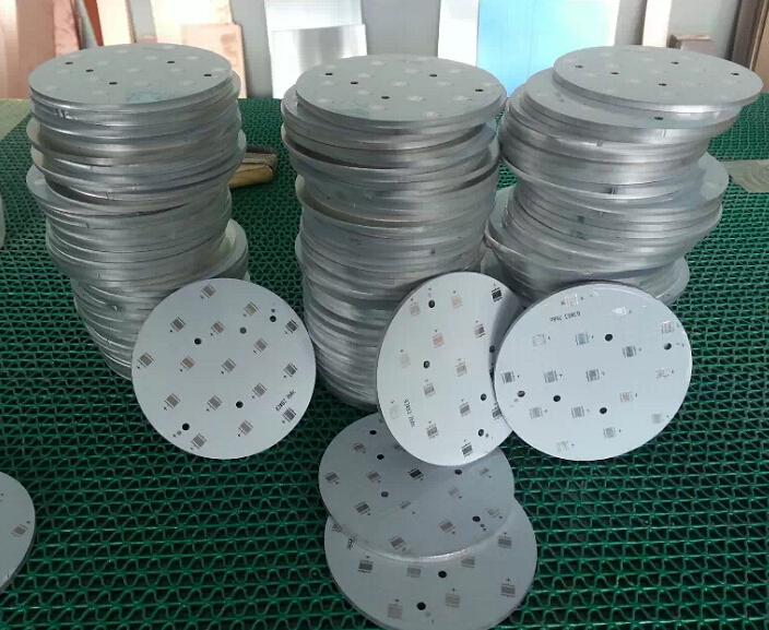 工厂生产订做LED日光灯铝基板LED灯管PCB1.5米线路板FR-4玻纤板