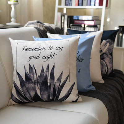Nordic pillow living...