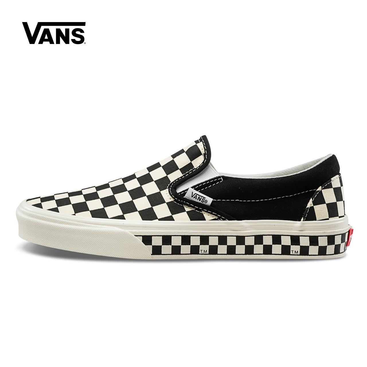 Vans/ модель этот весна в черный из денег холст обувь CLASSIC SLIP-ON VN0A38F7PV9