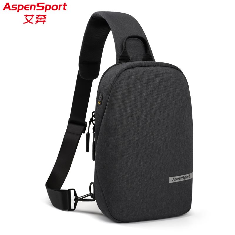Messenger bag men's shoulder bag men's chest bag new casual fashion trend large-capacity waist bag student small backpack female
