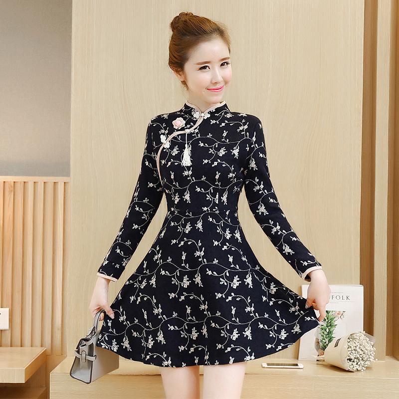 Женское платье nb8818