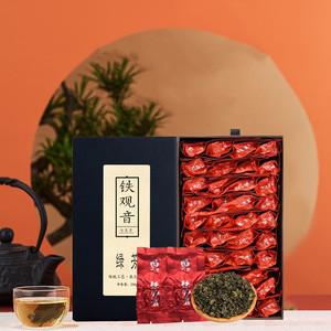 【清香型铁观音】秋茶礼盒装500g*2盒