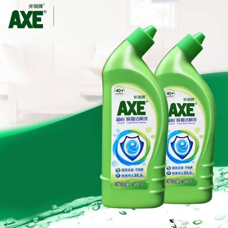 【AXE】除菌祛垢洁厕液500g*3瓶