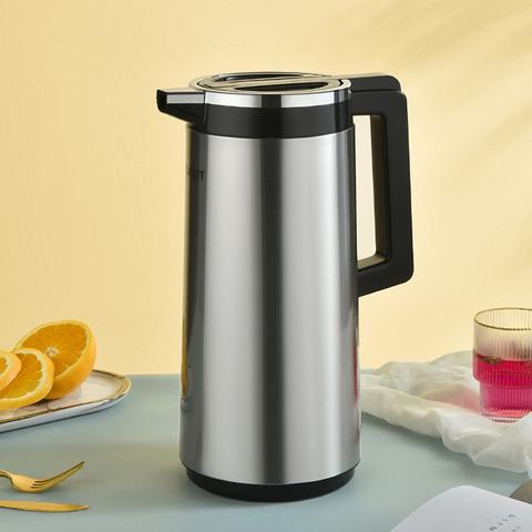 德国supkit保温壶大容量保温瓶家用暖壶不锈钢玻璃内胆开水热水壶