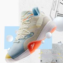 【双11预售】水泥泡泡 安踏篮球鞋男新款专业实战球鞋低帮运动鞋