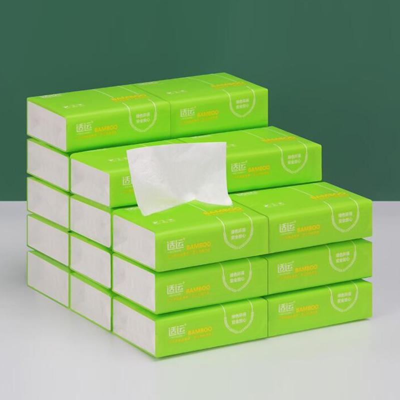 18包纸巾抽纸家用实惠装整箱酒店餐巾纸饭店专用便宜批发卫生手纸