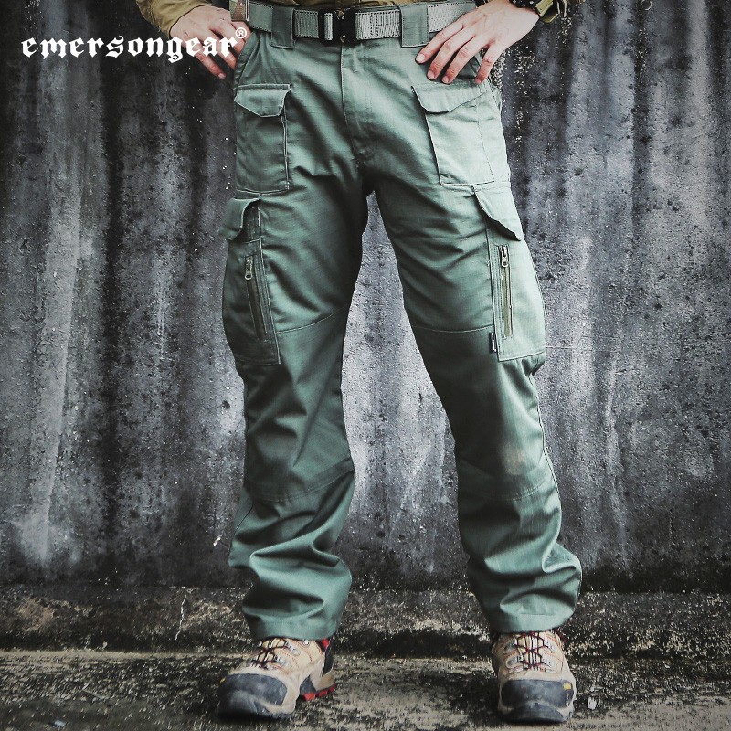 Emerson all-weather tactical trousers male military fans waterproof  wear-resistant training pants outdoor Archon overalls