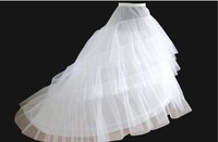 Новая коллекция лобовое сопротивление хвост Корзины новый Матрасинг хвост Свадебная юбка, три нити, два круга хвост Жесткая сетчатая юбка хвост Слайд-юбка