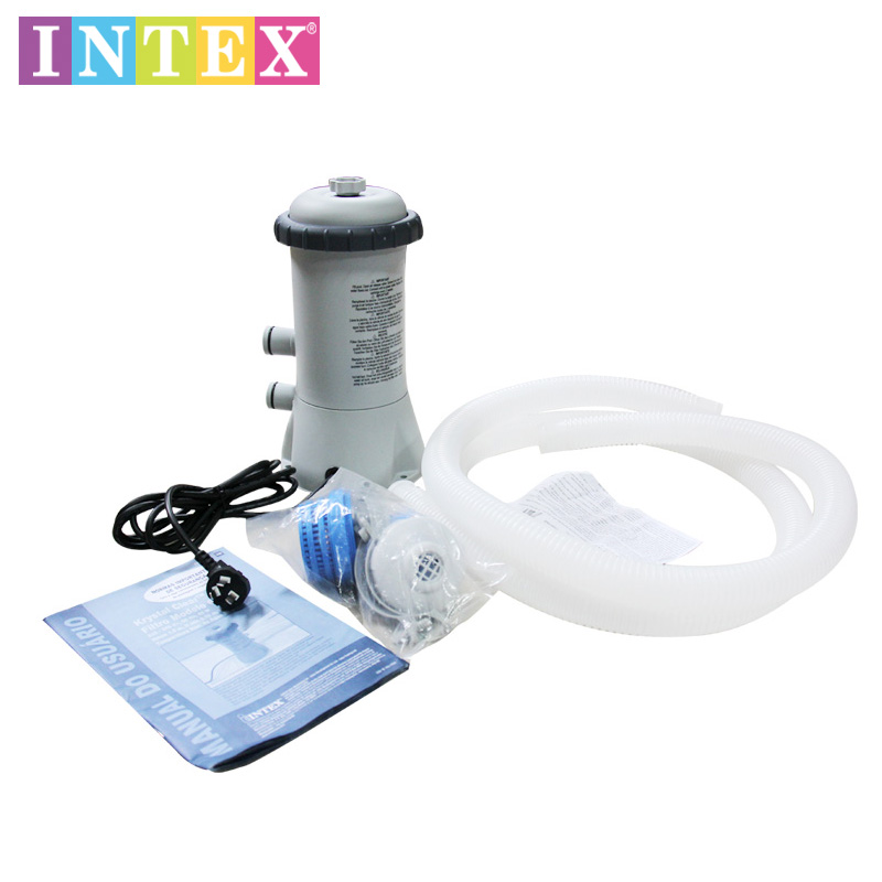 INTEX 28604 Home Pool Padling Filter Filter Pump