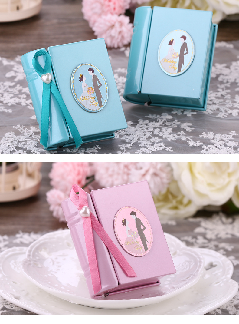 JS Favors Gifts Shop: Creative Favor Tin Chocolate Boxes