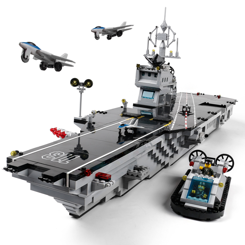 enlightenment lego society building blocks military aircraft carrier