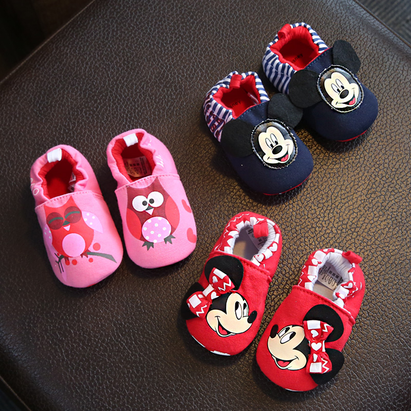 Baby shoes 0 a 1 year old male baby soft bottom toddler shoes 6-12 months  cloth shoes 7-8-9 six 6 foot shoes women 82f7d3ac8f