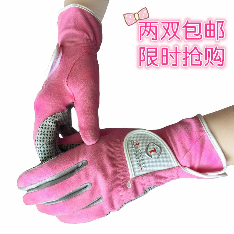 Мисс правая рука гольф игроки фотомодель удлинять ткань пригодный для носки уютный солнцезащитный крем руки практика женщина мяч ребенок скольжение
