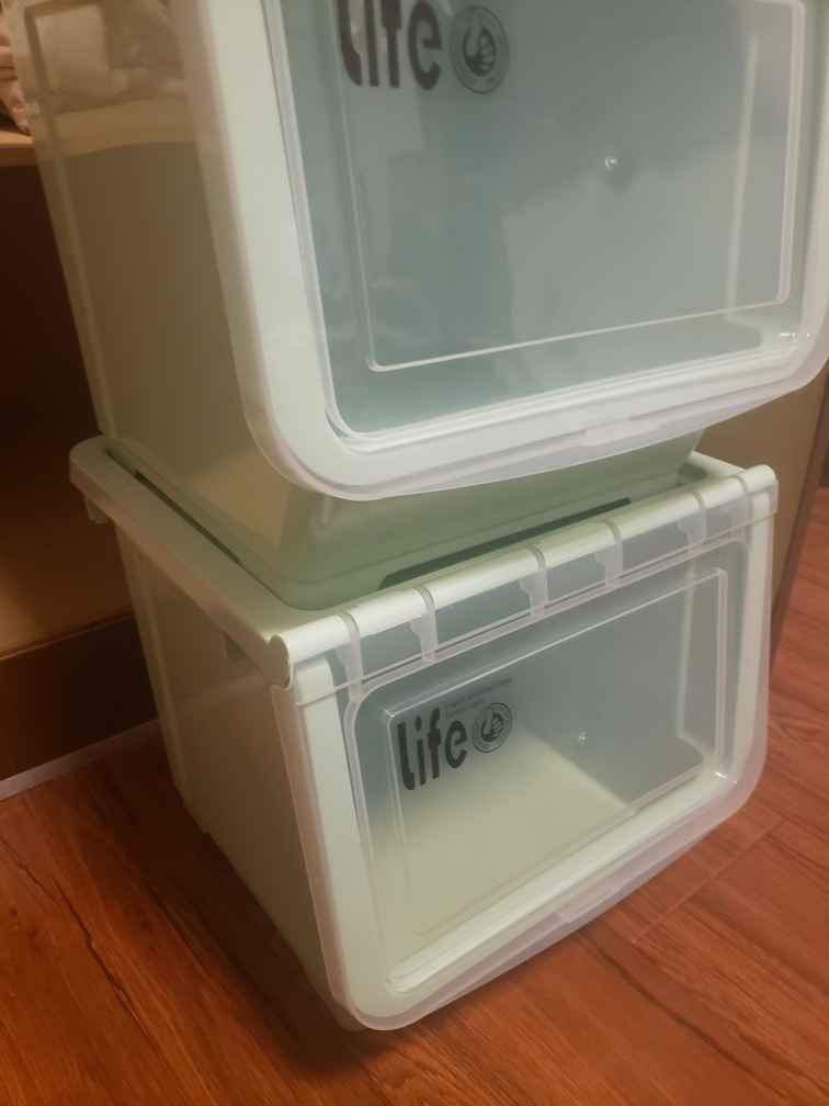 """收纳从""""箱""""开始用了挺久了,两款产品评测"""