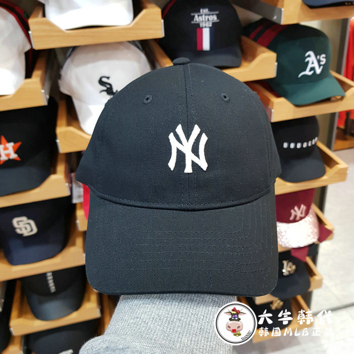 2dcb4cb60f1  South Korea August new products  MLB authentic Yankees men and women  models baseball caps