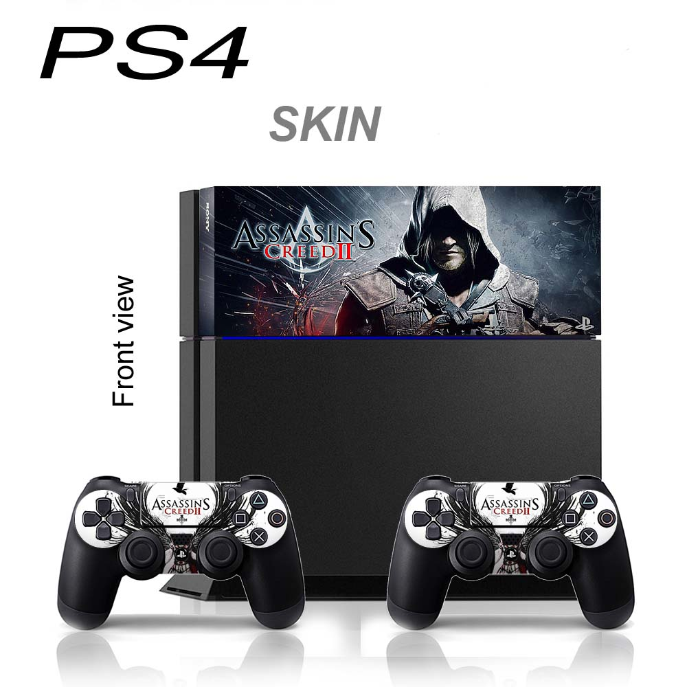PS4 Sticker Body Sticker Assassin Creed Full Body Sticker Gửi 2 Xử lý Sticker ps4 Host Color Sticker - PS kết hợp