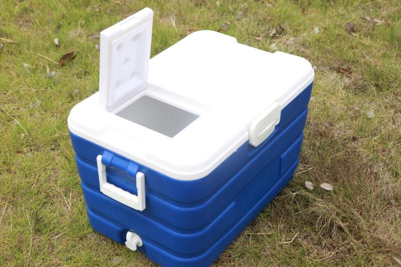 【厂家直销】40L带天窗保温冷藏箱|户外烧烤旅游|外卖快餐|海钓鱼