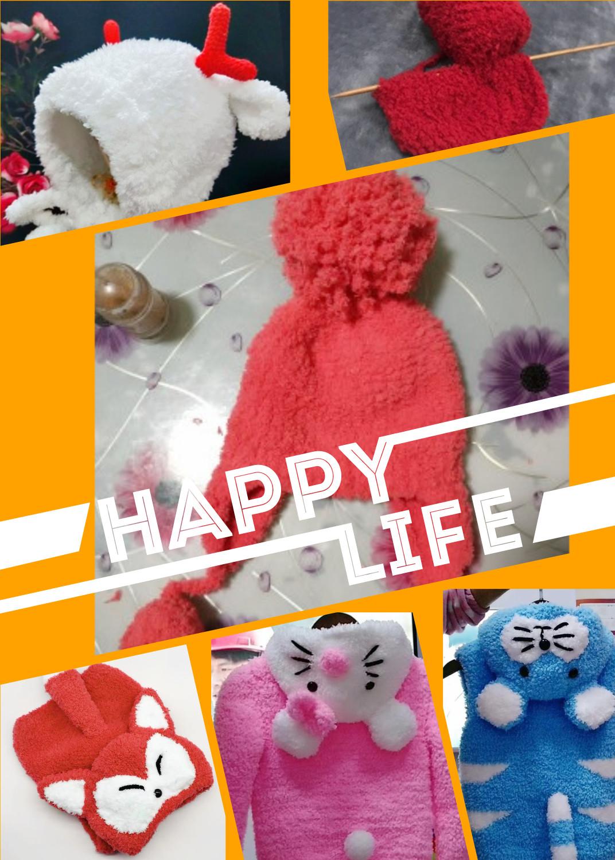 给宝宝暖心的关爱,DIY编织值得尝试