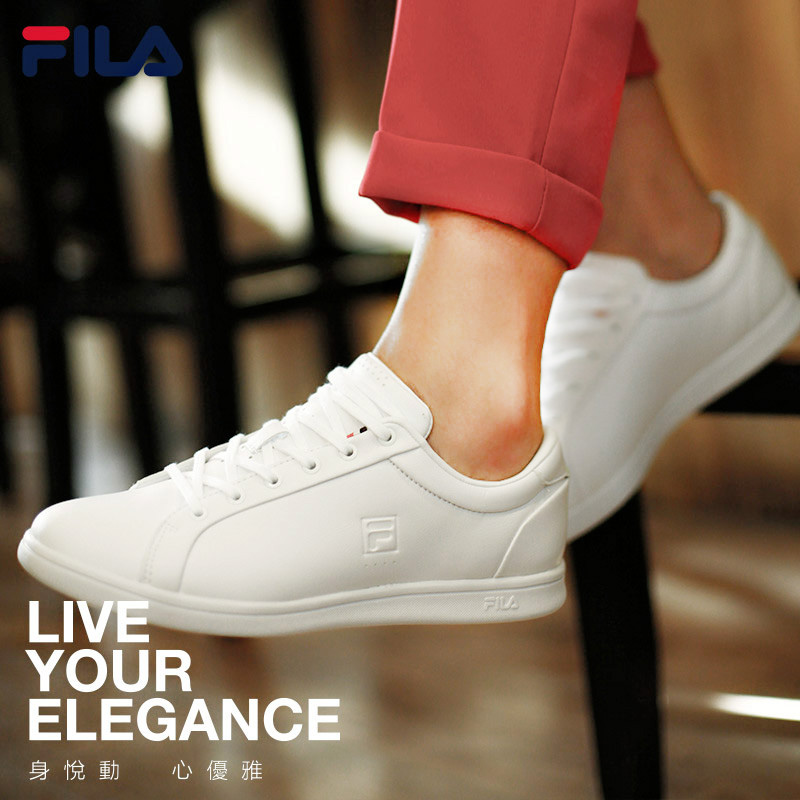 a8dc2457553d FILA Fei Le shoes spring new tennis shoes casual shoes small white shoes  female) 22731404E