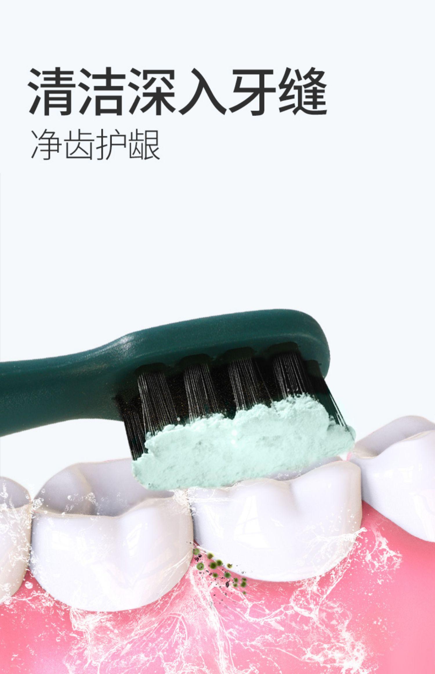 洗牙去黄洗白污垢除牙石神器洁牙粉
