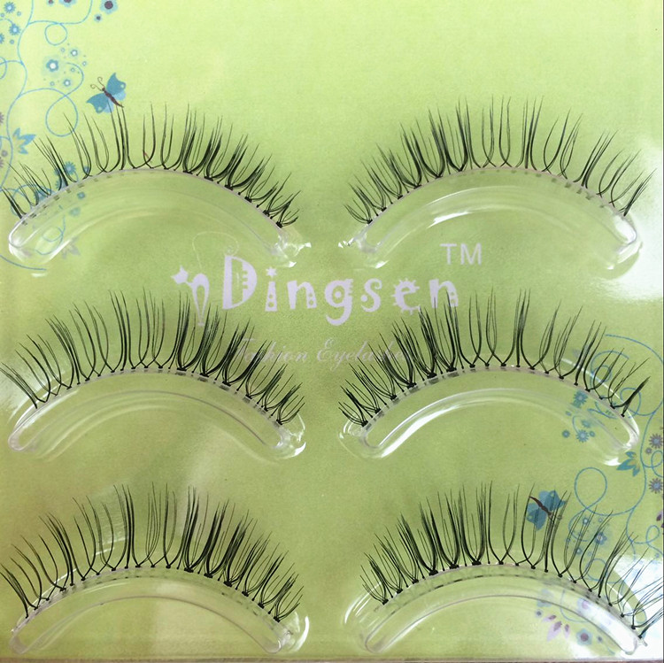 ebbe5b4cfad ... lightbox moreview · lightbox moreview. PrevNext. Natural realistic nude  makeup sharpened transparent terrier eye tail pull long False eyelashes ...