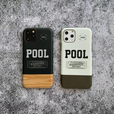 潮牌iphone11手机壳promax软壳苹果xs简约拼色xr硅胶8plus创意7男