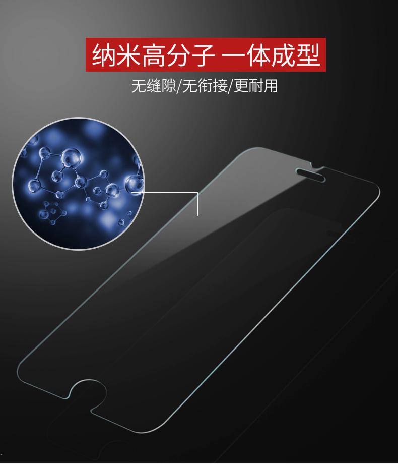 苹果x钢化膜6s/12/7plus/8/8p/6全屏xr抗蓝光11pro/iPhonexsmax详情图片7