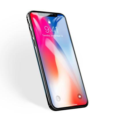 iphone X XS 7plus钢化膜8plus苹果6钢化膜8P手机7p玻璃贴膜5.5寸iP  X膜