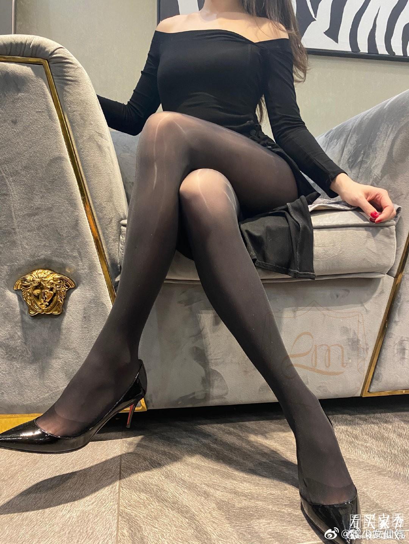 性感马光丝袜买家秀,穿上以后腿马上加分,老公爱不释手1