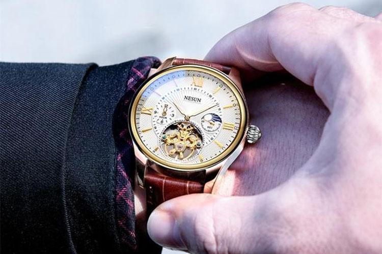 男人一定要戴手表,这是一种生活态度