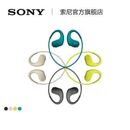 双12预售、历史新低: SONY 索尼 WS414 可穿戴式音乐播放器