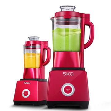 SKG 2089破壁料理机加热多功能家用全自动