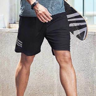 【达格豪】冰丝速干运动短裤