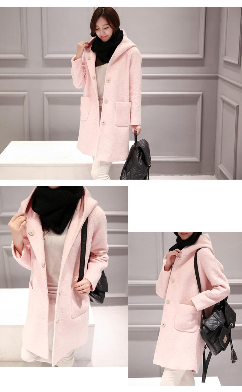 Su Yan Yishe, 2016 mới mùa thu quần áo, cotton / bông quần áo, áo gió, áo khoác len, xuống áo khoác, ăn mặc,