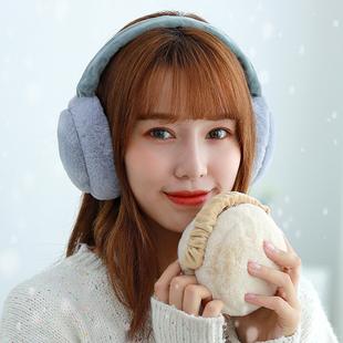 【寒冬烁】超萌创意汉堡暖耳罩