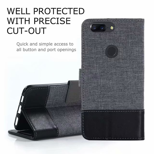 info for c40c5 3aac8 oneplus 5t 1 5t jean leather flip case casing cover