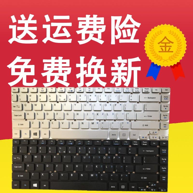 宏基ACER 4755G 3830 TG 4830T E1-422 V3-471 NV47H MS2317键盘