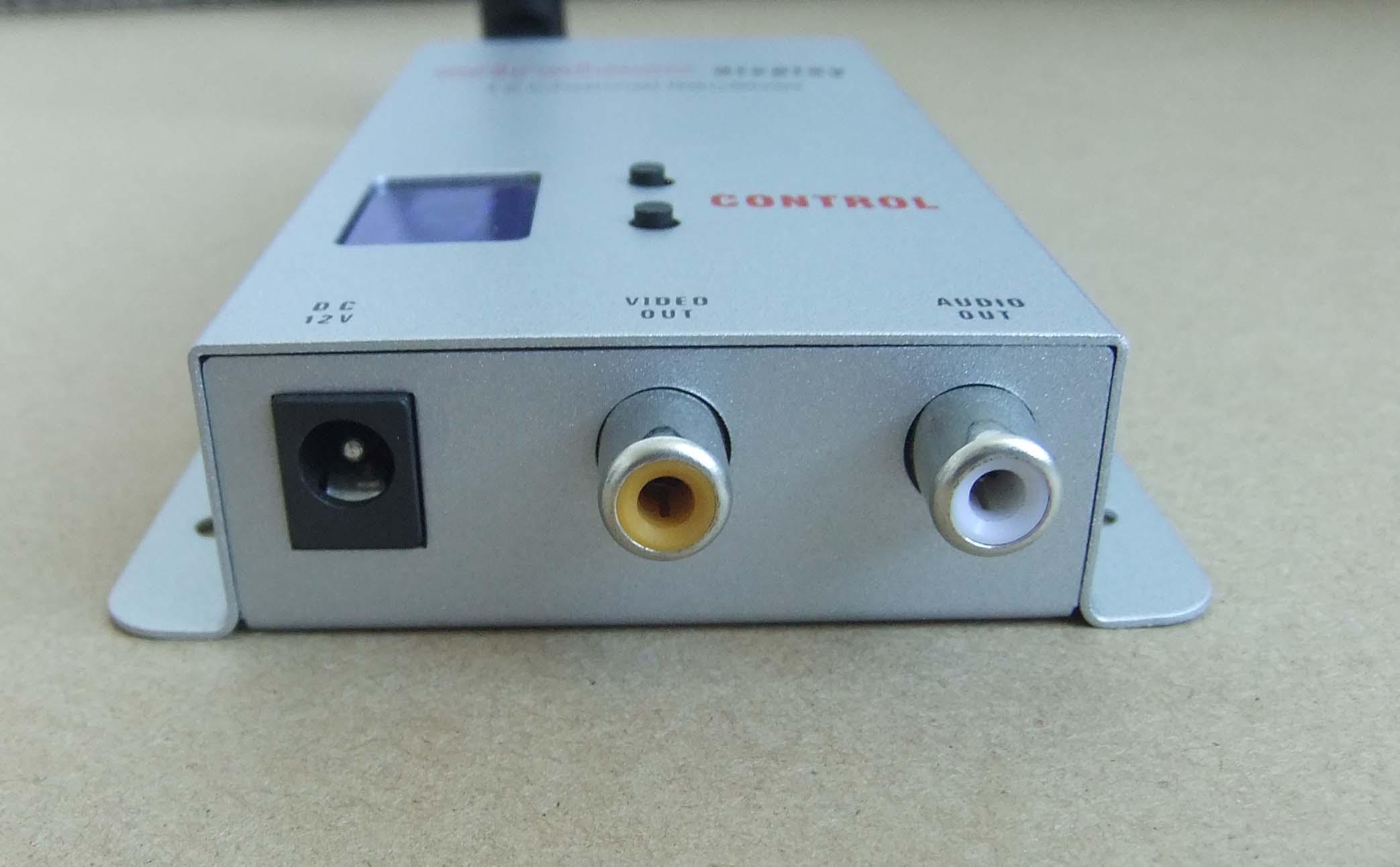 Беспроводное аудиооборудование 1,2 г 2 Вт fpv антенна беспроводной передачи видеосигнала устройства сильная анти-помех дальность передачи