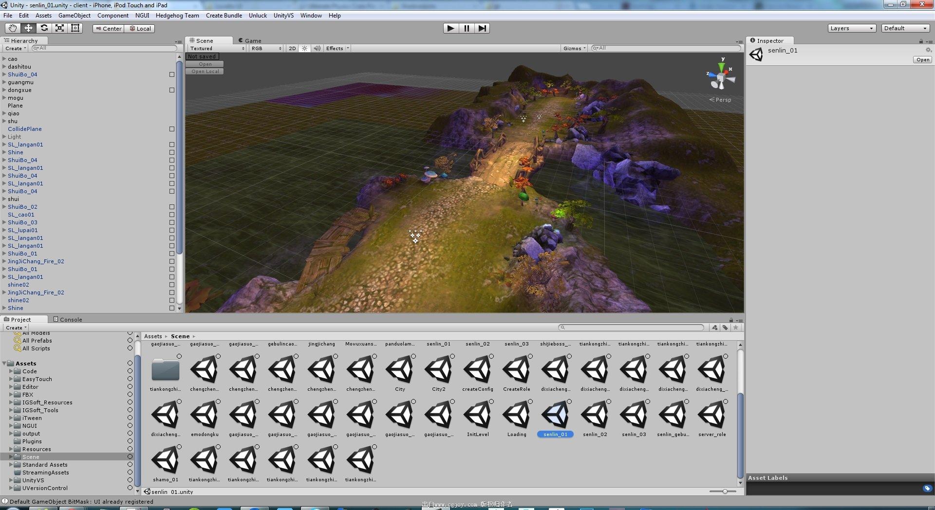 次世代梦幻卡通场景素材 全套资源3D Unity手游 Q版资料参考