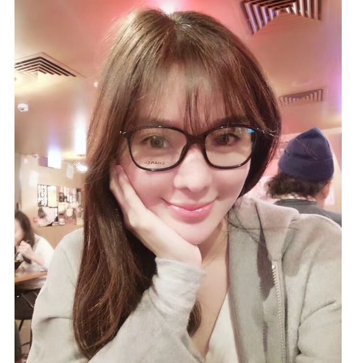 972b10c063 ... European direct purchase of new plates exquisite small box Chanel  myopia glasses frame female CH 3281 ...