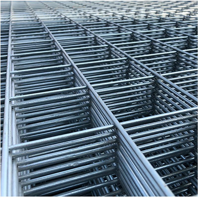 Galvanized iron wire mesh grid welded wire mesh breeding net wire mesh  fence mesh chicken pigeon rabbit cage dog cage jewelry frame