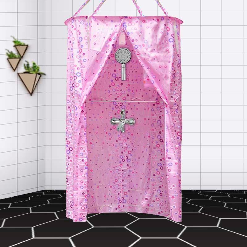 洗澡浴罩保温保暖浴帐家用帐篷冬天浴室浴照加厚农村冬季防冷神器