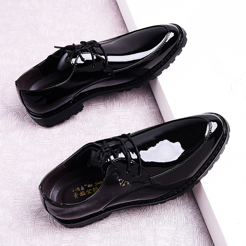 6466 Glossy Black (shoes Code)