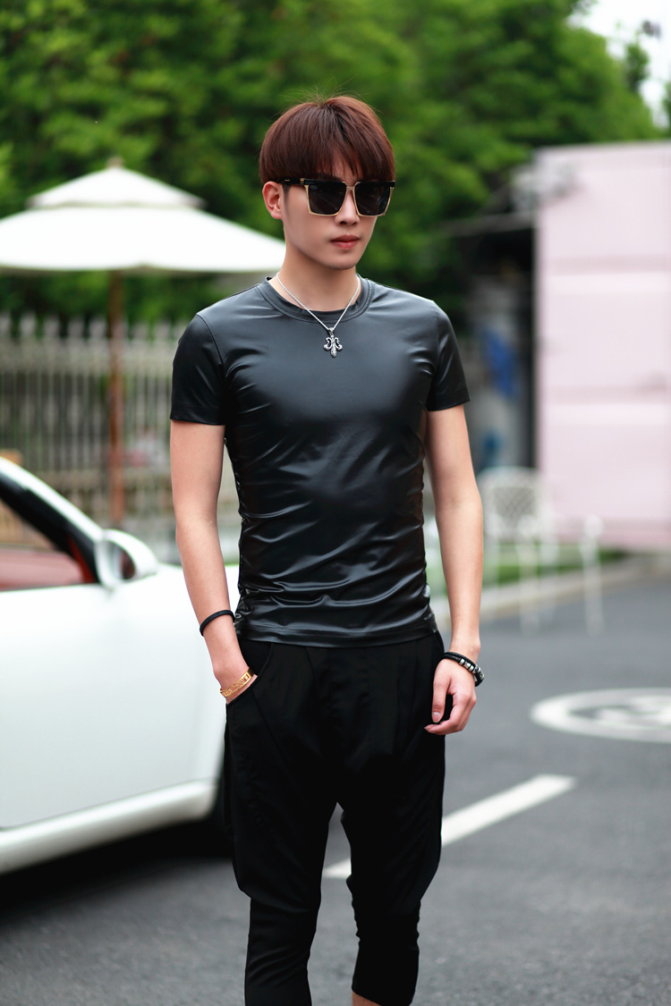Men's Clothing Glorious S-5xl Hot 2019 Spring Mens New Fashion Characteristic Personality Custom Drilling Hip-hop Street Dance Performance