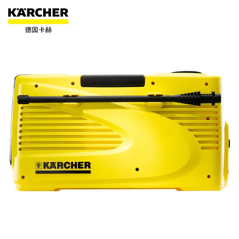 德國凱馳集團Karcher高壓洗車機鋰電池充電式洗車神器水槍泵K1