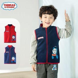 【托马斯】儿童保暖背心马甲