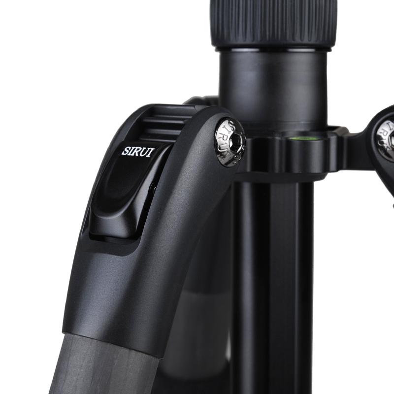 思锐A1205碳纤维单反照相机摄影三脚架 便携三角架手机自拍照支架