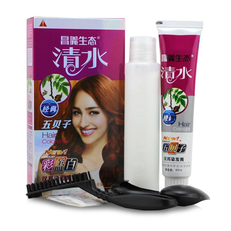 大品牌染发剂,赵本山代言昌义生态植物染发