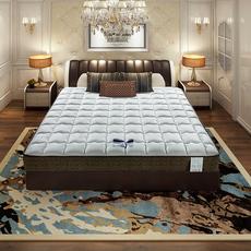 雅兰卧室套餐 舒伯特真皮床+深睡1200乳胶